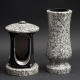 Laterne - Vase Granit Imperial