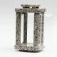 Grablampe modern aus Granit Schlesisch