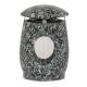 Grablampe aus Granit Kosmin
