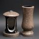Laterne - Vase Granit Bohus