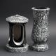 Laterne - Vase Granit Kosmin