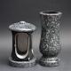 Laterne - Vase Granit Labrador